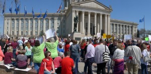 Education-Rally