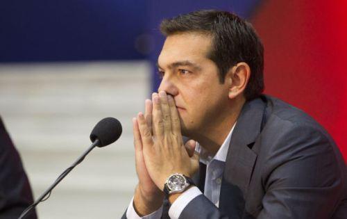 Прем'єр-міністр Греції Алексіс Ціпрас