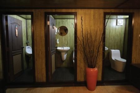 1階 お手洗い