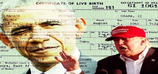 Donald Trump fakes birther reversal