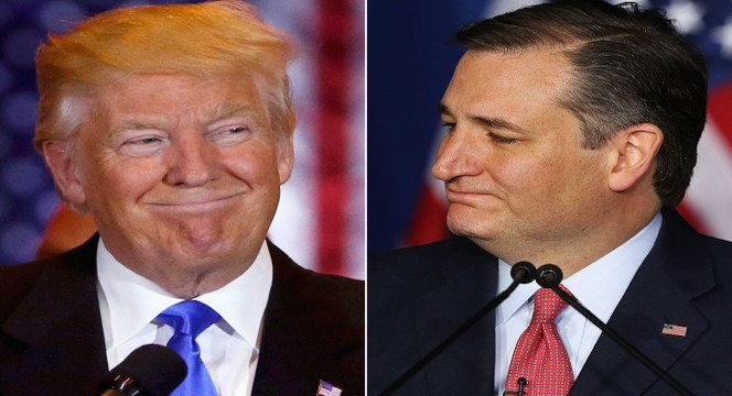 Ted Cruz 'Sells His Soul' To Support Trump