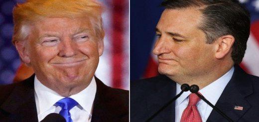 Ted Cruz endorses Donald Trump for president.