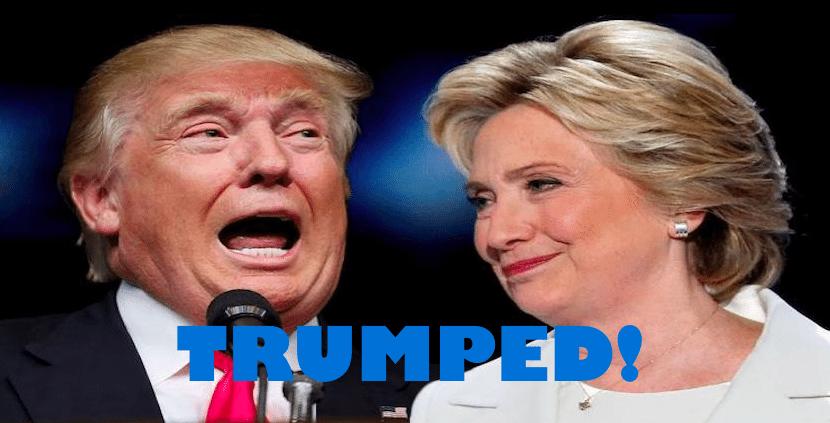 Debate Round 3: Donald Got Trumped!
