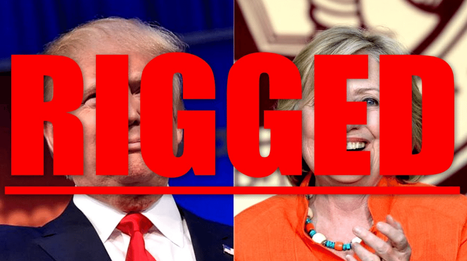 Rigged: Inside Donald Trump's Losing Strategy