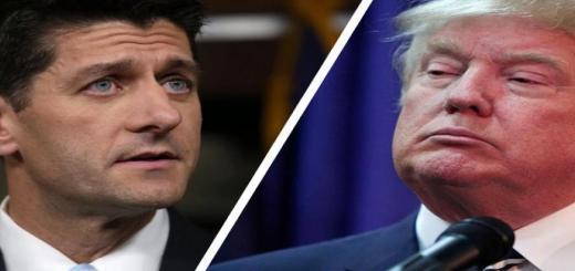 Speaker Paul Ryan conflicted over Trump?