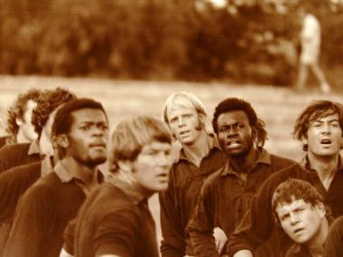 Kenya Cup Rugby Final 1976