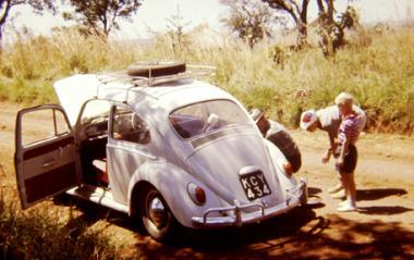 Road to Congo 1968 – The VW