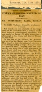 blog nicholls schindler newspaper clipping of accident