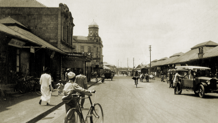 Nairobi in 1922 – Excerpt from new book Among Whistling Thorns
