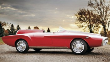 Plymouth Road Runner Concept 1964  Old Concept Cars