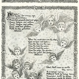 A Vintage Christmas Chorus