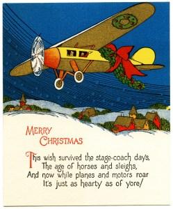 OldDesignShop_MryChristmasAirplane