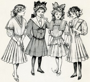 OldDesignShop_June1908GirlsFashion