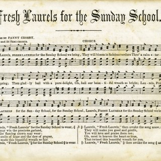 Fresh Laurels for Sunday School Sheet Music