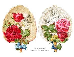 yellow roses, dell and bower, vintage floral image, susie barstow skelding, vintage rose illustration