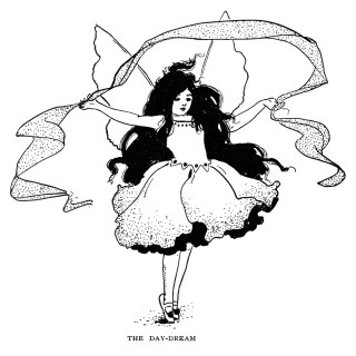 The Day-Dream Fairy Storybook Character