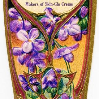 Free Vintage Image ~ Bacorn's Violet Witch Hazel Label