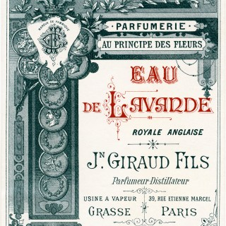Eau de Lavande French Beauty Label