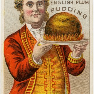 Free Vintage Image ~ Atmore's Mince Meat Victorian Trade Card