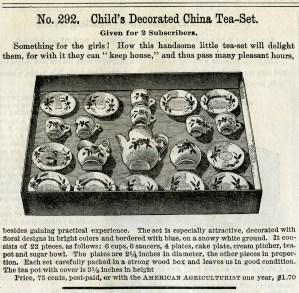 vintage toy clipart, china tea set illustration, black and white clip art, vintage kitchen printable, tea party image