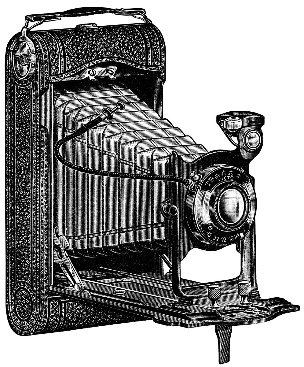 Conley Cameras Free Vintage Clip Art Old Design Shop Blog