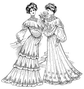 OldDesignShop_1904CommencementGowns2