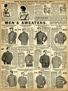 vintage fashion clip art, old catalog page, junk journal printable, antique clothing illustrated, vintage sweater