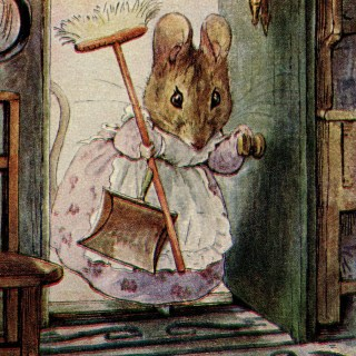 Beatrix Potter Mouse
