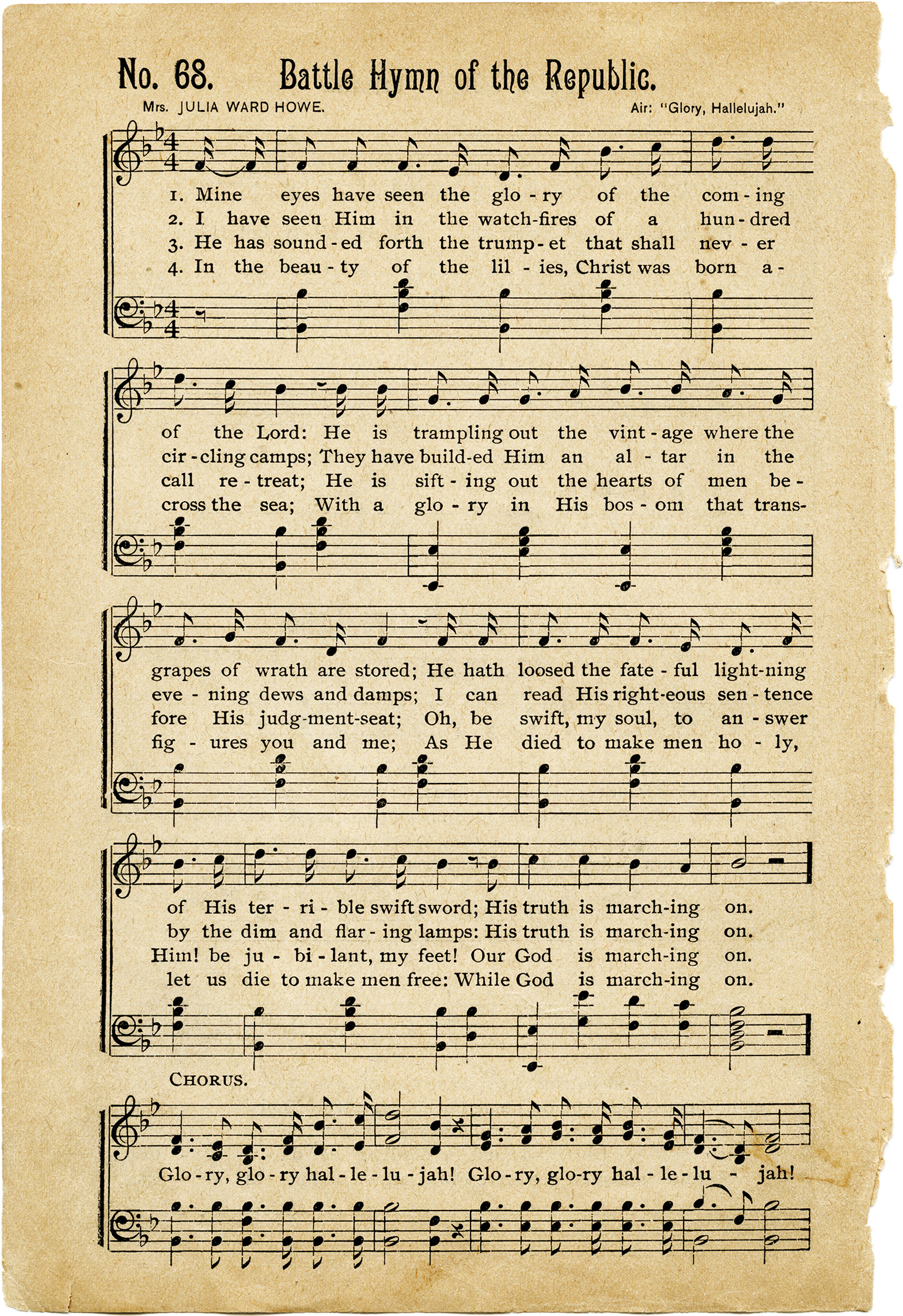 image about Printable Hymns Sheet Music titled Functional Traditional Printable Sheet Songs Santa Classic