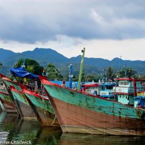 Ambon Harbour