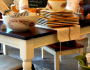 farmhouse-table-set-with-ceramic-fall-dishes