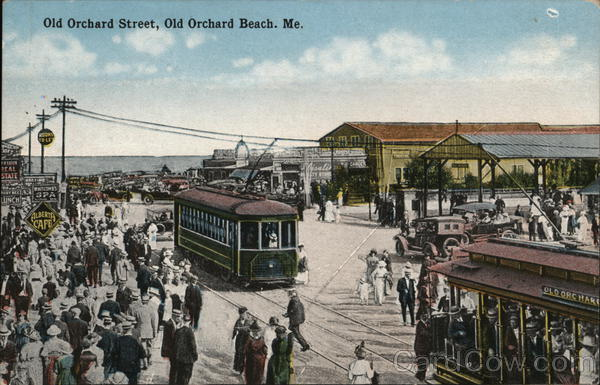Old Orchard Street Old Orchard Beach, ME