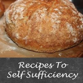 self sufficiency recipe