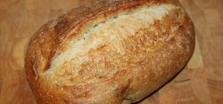 Oven Roasted Garlic Artisan Bread Recipe – Simple, Delicious Flavor!