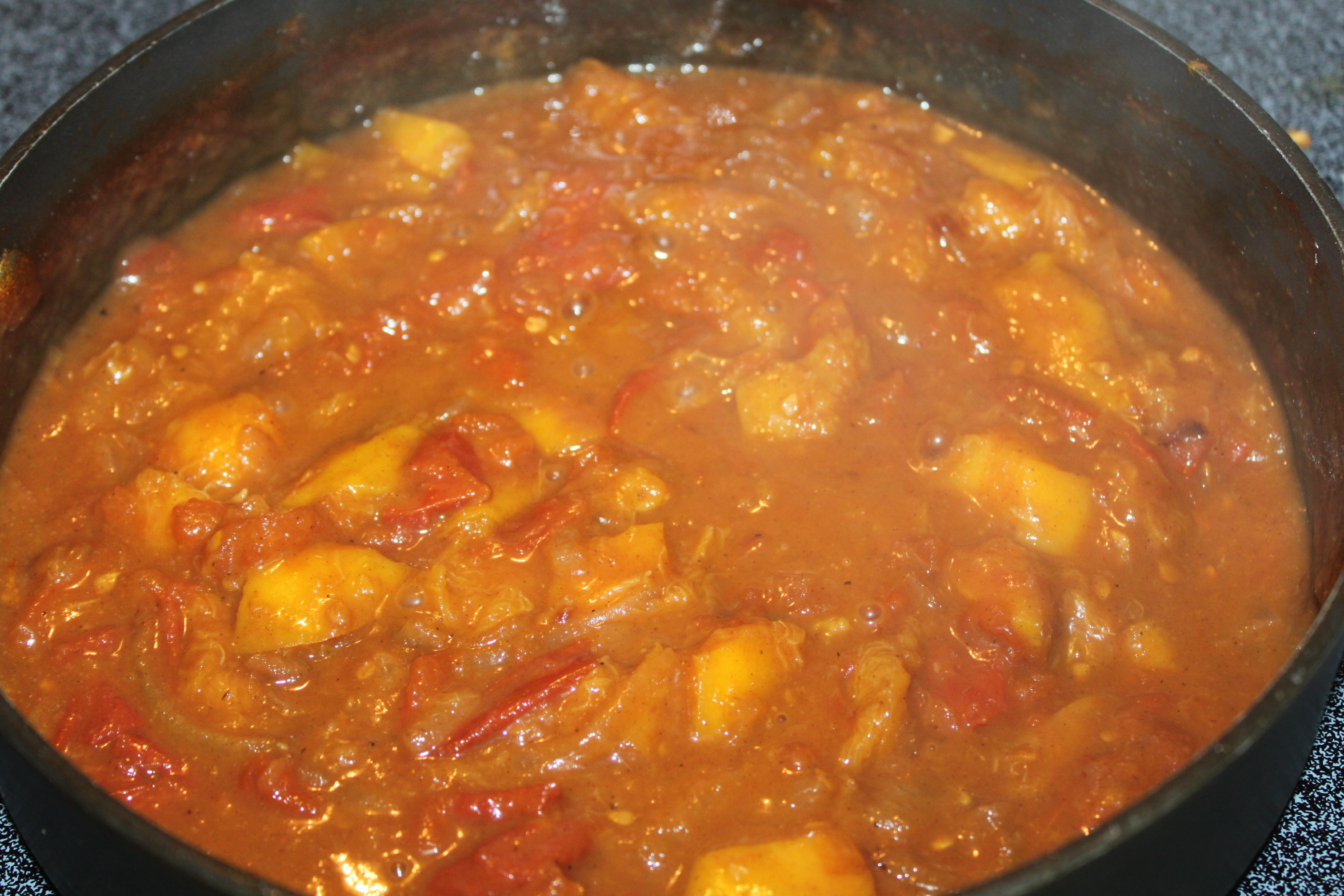 Peach Barbecue Sauce Recipe - A Summertime Favorite - Old World Garden ...
