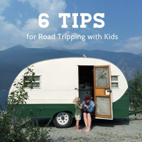 6 Tips for Road Tripping with Kids