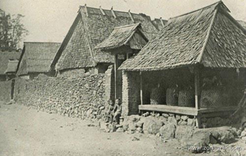 foto rumah bali
