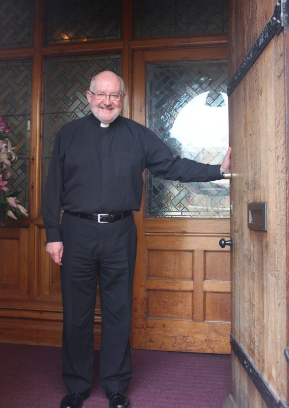 Father Peter - Welcome