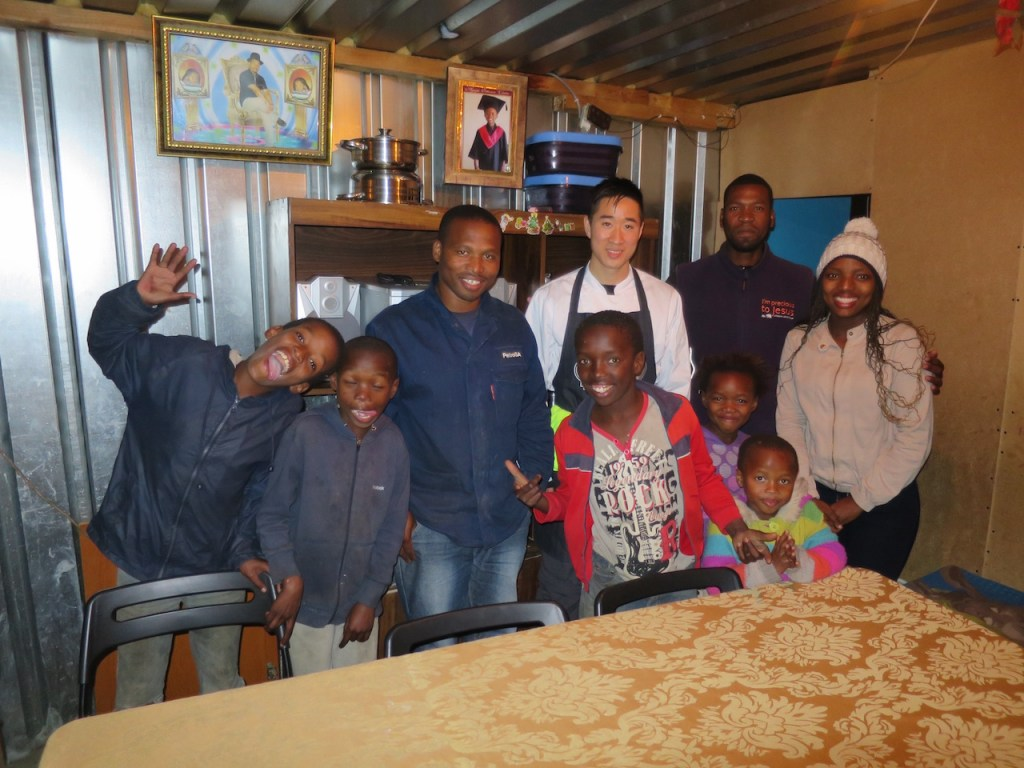 Mandla's Family, June 28, 2016