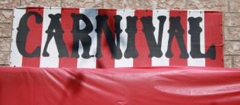 Carnival Sign