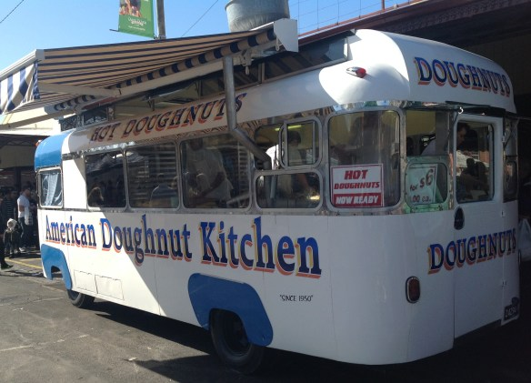 American Doughnut Kitchen Food Truck.