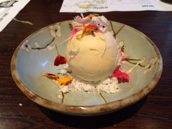 Burma Lane - Jasmine Rice Ice-cream.