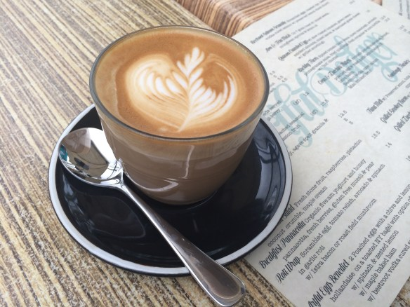 The Artful Dodger - Great coffee.