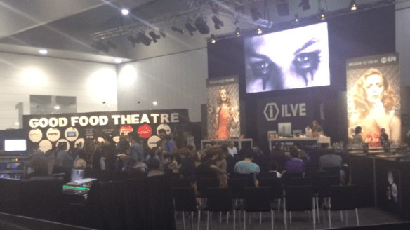 Good Food & Wine Show - Good Food Theatre.