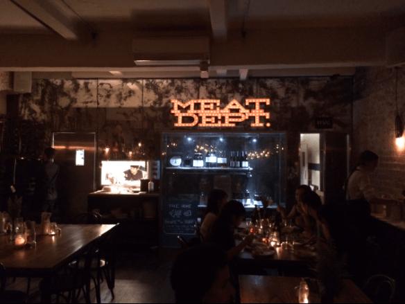 Meatball & Wine Bar - Melbourne.