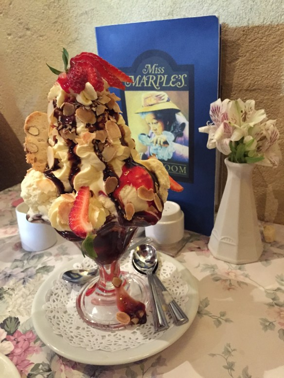 Miss Marple's Tea-room - Miss Marple's Sundae Best