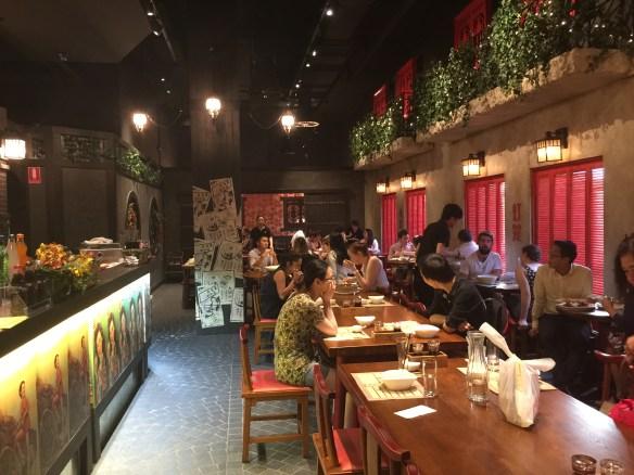 New Shanghai - Venue