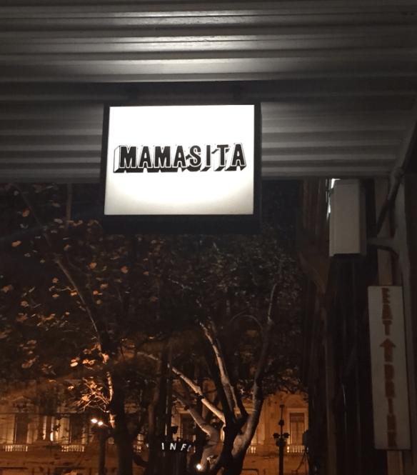 Mamasita - Melbourne