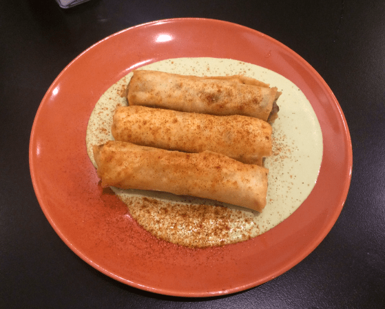 Tavlin - Moroccan beef cigars