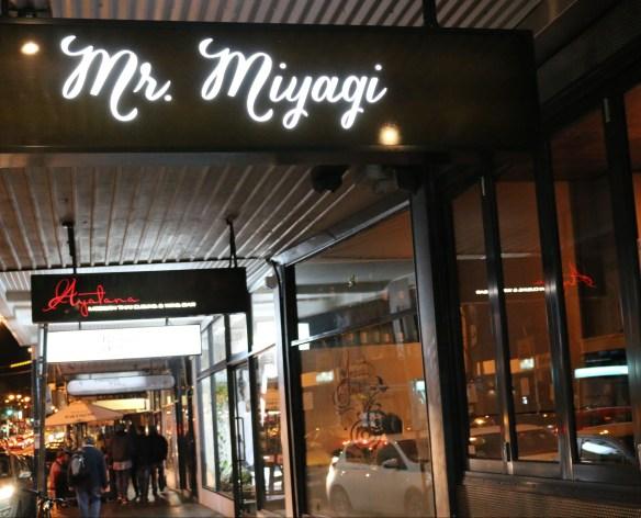 Mr. Miyagi - Street view
